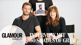 "Download Lagu GLAMOUR Interview I Dakota Johnson & Jamie Dornan - private Insights der ""50 Shades of Grey""-Stars Gratis STAFABAND"