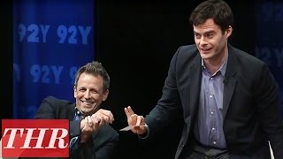 Seth Meyers, Fred Armisen, & Bill Hader