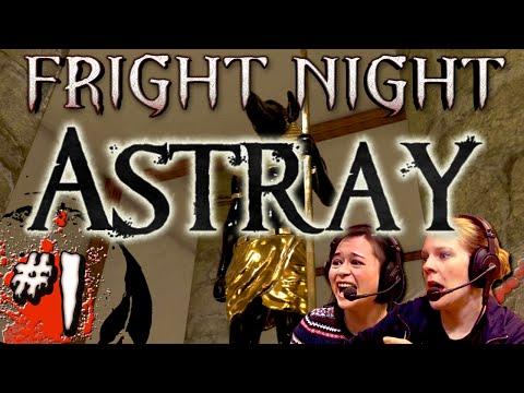 FRIGHT NIGHT: Astray (#1) Egypt & Atlantis