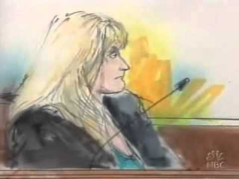 April 29 2005 in the Michael Jackson Trial: Debbie Rowe/ Mike Taibbi/ Katie Couric