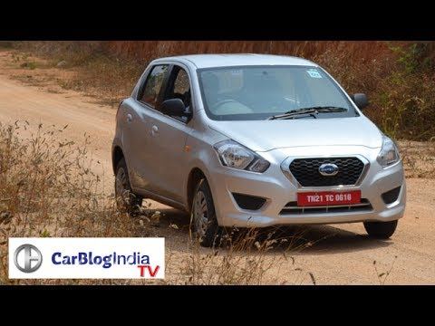 Datsun Go Test Drive Review- Price. Features. Interiors. Exteriors