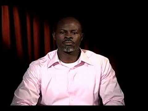 Meet Djimon Hounsou and support Oxfam America! Video