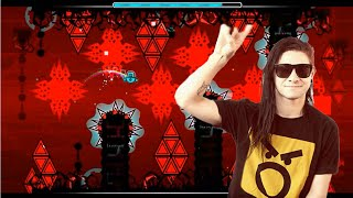 Geometry Dash [1.9] (Demon) - Theory of Skrillex by Noobas   GuitarHeroStyles