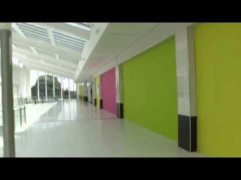 Exploration of a Zombie Shopping Mall - Abandoned Before Occupancy