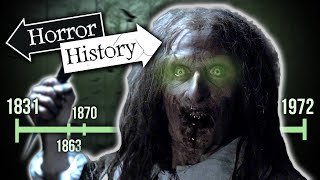 Play this video The Conjuring The History of Bathsheba Sherman