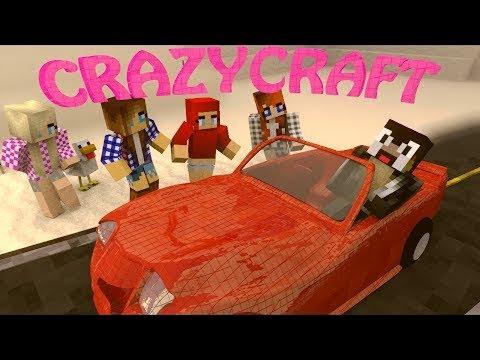 Minecraft | CrazyCraft - OreSpawn Modded Survival Ep 57 -