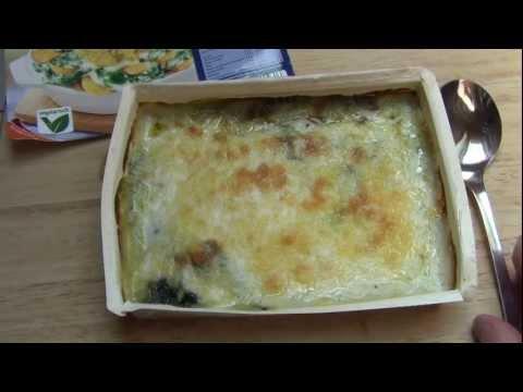Prima Menü Kartoffel-Spinatauflauf