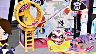 Fun Park Style Set / Park Linowy - Littlest Pet Shop - B0249 - Recenzja