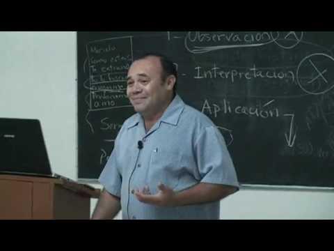 Estudio Inductivo #1 - Santiago Medina - Escuela Biblica