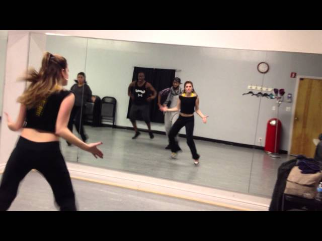 """Girls Gone Wild (Remix)"" Choreo by Amir"