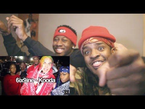 "6IX9INE ""Kooda"" - BEST REACTION!!"