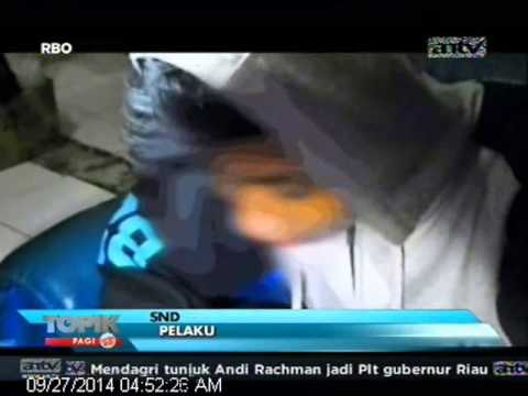 [ANTV] TOPIK Pemuda Larikan Kekasihnya Diciduk Polisi