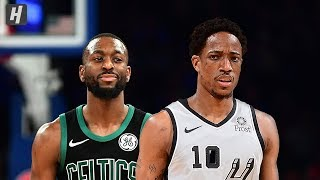 Boston Celtics vs San Antonio Spurs - Full  Game Highlights | November 9, 2019 | 2019-20 NBA Season