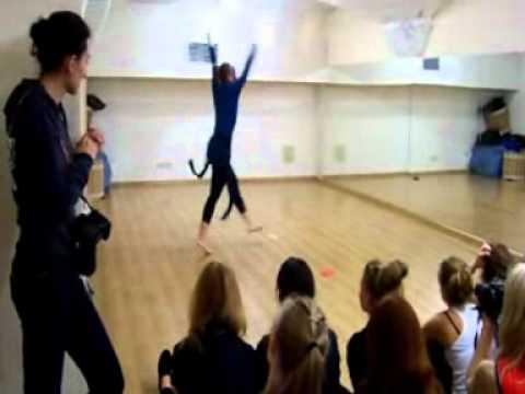 Школа Танцев Stylelaw - Открытый урок - №9 Настя соло
