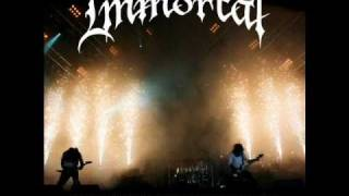 Immortal-Battles In The North(Live).