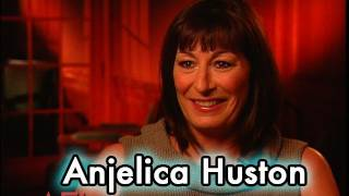 Anjelica Huston on THE TREASURE OF THE SIERRA MADRE