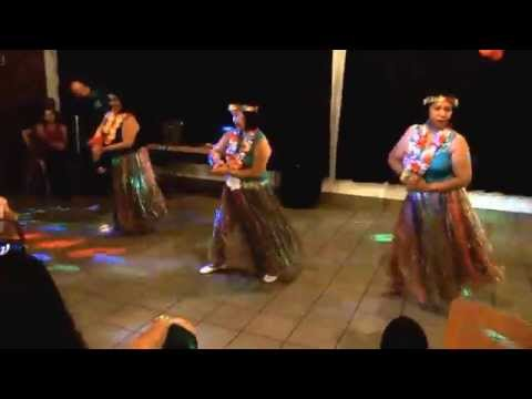 Pearly Shell Tiny Bubbles Remix Dance By Belen Tina & Precy 08.11.14 video