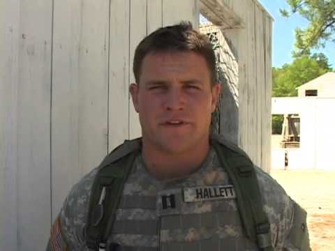 Infantry Basic Training 1-50 Bravo Co. Part 1