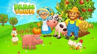 FARM TOWN - LEVEL 12 - Ipad Games Free - SUBSCRIBE