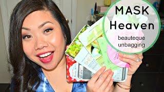 Sheet MASKS & Lip Essentials  |  Beauteque