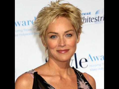 Hairstyles  Thin Hair Pinup Style on Short Hair Cuts For Older Women