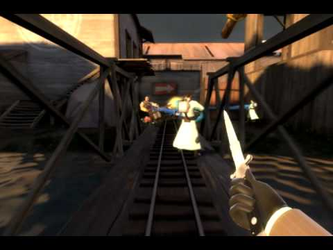 Team Fortress 2 Pro Elite Spy Frag Video Domination Saxy Xxx video
