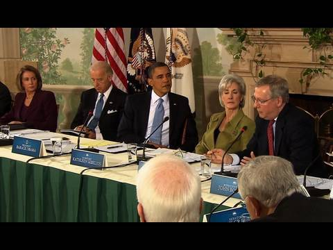 Bipartisan Meeting on Health Reform: Part 2