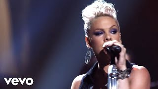 Клип Pink - Are We All We Are (live)