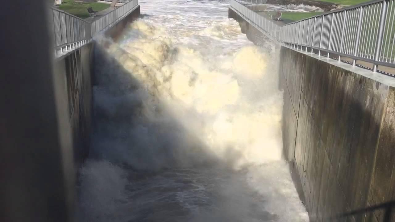 Harsha Lake Dam Harsha Lake Dam at East Fork