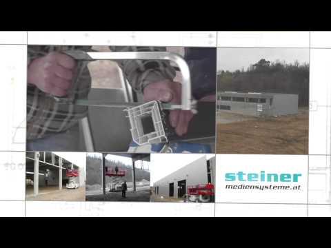 Steiner Mediensysteme Firmenbau