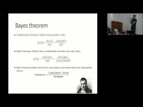 [DeepBayes] День 1, лекция 2. Дмитрий Ветров. Введение в байесовские методы