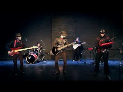 Steam Powered Giraffe - Me and My Baby (Saturday Night)