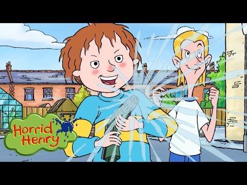 Horrid Henry - Purple Hand Gang | Cartoons For Children | Horrid Henry Episodes | HFFE | Cartoon