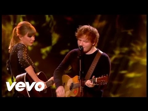 Everything Has Changed  LEGENDADO  Taylor Swift ft Ed Sheeran  Britains Got Talent