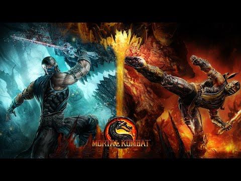 Mortal Kombat в ожидании GTA 5