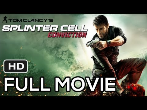 SPLINTER CELL: CONVICTION – FULL MOVIE [HD] – Full Game Walkthrough (Realistic Difficulty)