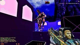 Counter-Strike: Zombie Escape Mod - ze_RushB_P90 (CS 1.6 Version)