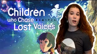 Children Who Chase Lost Voices REVIEW (Pixies Animation Vlog!)