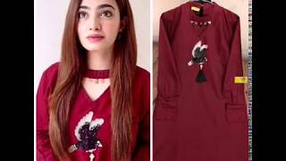 Modern cuts and designs for your winter dresses/ Winter dress designs/ latest dress designs