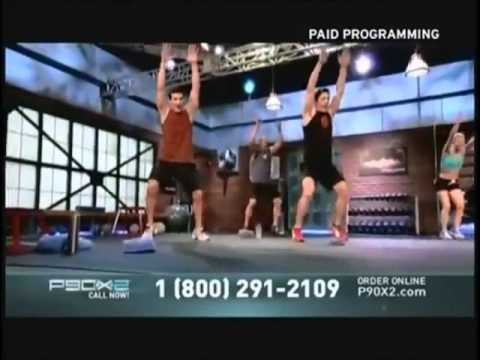 P90X2 Infomercial   Official full version