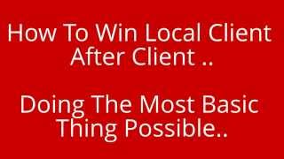 POINT BLANK CLIENTS System for Local Business Consultants