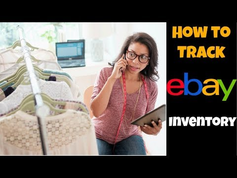 eBay for Beginners - Inventory