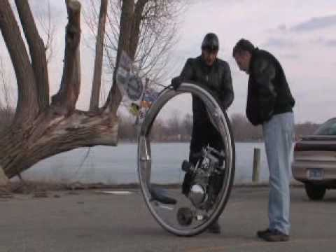 For more information about Kerry McLean visit: http://www.mcleanmonocycle.com This is a very cool video about Kerry McLean filmed in 2006 by professional fil...