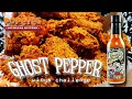 Popeyes Ghost Pepper Wings w/ Zombie Apocalypse Sauce: 24-wing Challenge │ Challenge Accepted MP3