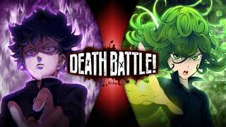 Death Battle Music - One Hundred Percent (Mob vs Tatsumaki) Extended