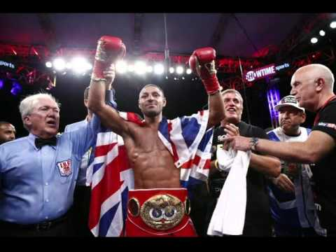 Kell Brook new IBF welterweight champ now what's next??