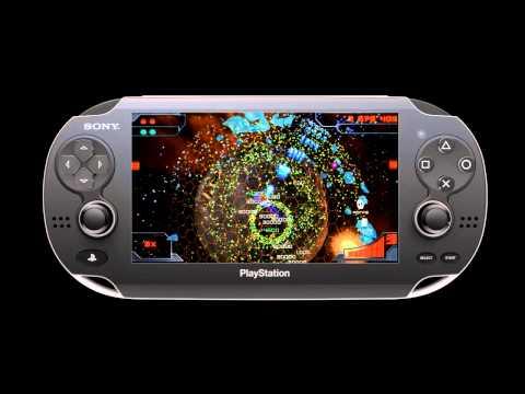 Super Stardust Delta – E3 Broll