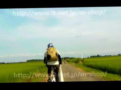 荒川のサイクリングコース