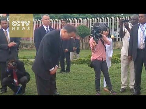 Ban Ki-moon marks Boko Haram attack on UN in Nigeria