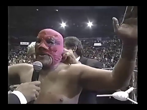 ATLANTIS VS VILLANO III MASCARA VS MASCARA 17-03-00 PARTE 3-3